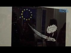 Drawing (for) Europe - YouTube