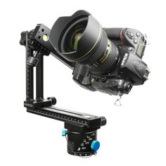 NODAL NINJA Ultimate M1-L Panoramic Head with RD16-II Advanced Rotator