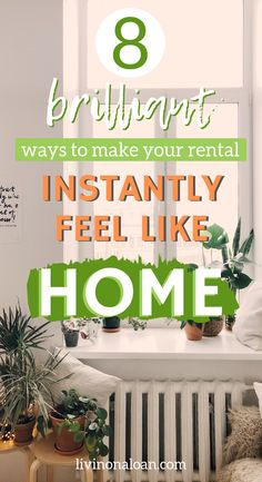 Make a rental feel like home. Decorate a rental to feel like home. How to make an apartment feel like home. Np School, Professional School, Choosing A Career, Career Exploration, When You Leave, Create A Budget, Removable Wall Decals, Rental Apartments, Feel Like