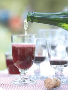 Holunder-Cidre