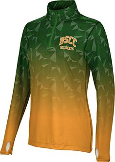 Womens Bishop State Community College Community College Maya Half Zip Long Sleeve ** Read more reviews of the product by visiting the link on the image.