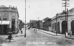 Fotografias históricas de Jahu - (Jaú) São Paulo - SP