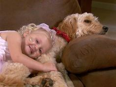 Girl's Best Friend Is Dog Who Carries Her Oxygen