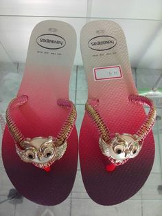 Chinelo decora