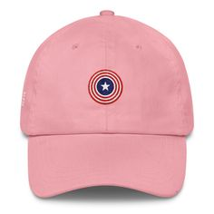 USA Shield – Classic Dad Cap – SundaySin.co