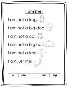 40 sight word poems for kindergarten school kindergarten kindergarten poems kindergarten. Black Bedroom Furniture Sets. Home Design Ideas