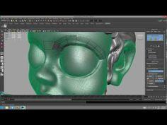 RTopology in Maya 2014 - YouTube