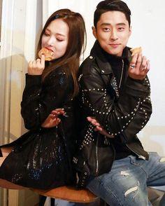 Somin e J.seph - K.A.R.D  Shipo muito
