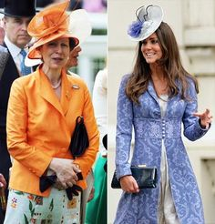 2009 Kate Middleton paired a matching hat with her lavender coat at the wedding of a British aristocrat.