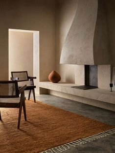 Wabi Sabi, Interior Architecture, Interior And Exterior, Residential Interior Design, Modern Interior, Interior Styling, Dream Home Design, House Design, Casa Wabi