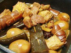 家常滷肉鍋食譜、作法   歐巴桑的快樂廚房的多多開伙食譜分享