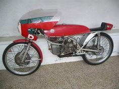 Derbi, air cooled 50 cc