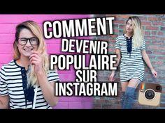 COMMENT DEVENIR POPULAIRE SUR INSTAGRAM!!   Emma Verde - YouTube Emma Verde, Core French, Social Media, Youtube, Inspire, Image, Easy, Instagram Popular, Watches