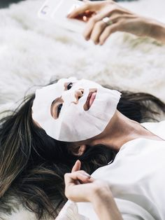 9 Sheet Masks to Try While Everyone Else Watches the Super Bowl This Weekend via @ByrdieBeautyUK