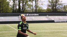 DeAndre Yedlin talks about his style of play and how he attacks the game. #Soccer