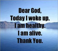 Thank you Lord Great Quotes, Inspirational Quotes, Motivational Quotes, I Am Alive, Printable Bible Verses, Attitude Of Gratitude, Positive Attitude, Attitude Quotes, Positive Thoughts