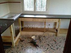 Pallets Kitchen | 1001 Pallets
