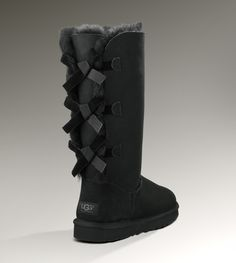 UGG® Bailey Bow Tall for Women | Tall Sheepskin Boots at UGGAustralia.com