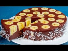 Cocoa Cake, Mini Tortillas, Banana, Diy Food, No Bake Cake, Pastel, Biscuits, Sweet Tooth, Cheesecake