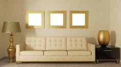30 Glamouröse Interior Ideen mit goldenem Touch  - #Wohnideen