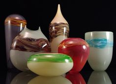 Hot glass studio which is open to the public, located in Lakewood, Colorado just 10 minutes from downtown Denver.  Shop for beautiful hand-blown glass products or take private glass blowing lessons or a group class.