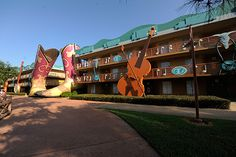 Disney's All-Star Music Resort Detailed Information - Orlandoescape – Find Your Perfect Orlando Hotel