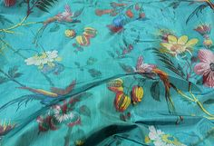 More Fabric Love: A Scalamandre Gown / The English Room Blog