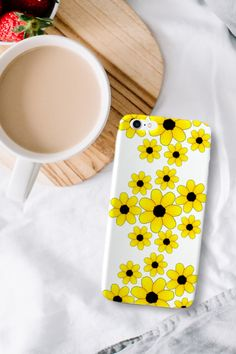 Rise and shine like a beautiful sunflower! 🌻🌻🌻 #sunflowercase #floralcase #iphonecase #samsungcase Samsung Cases, Iphone Cases, Phone Covers, Sunglasses Case, Floral, Beautiful, Mobile Covers, Flowers, Iphone Case