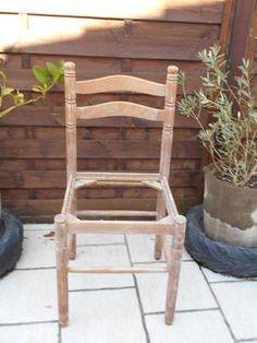 pour relooker des chaises en bois rien de tel quun peu d