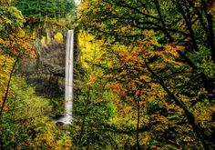 Good views from bottom. Best of the falls near multnomah, IMO. Outdoor Travel, Nice View, The Great Outdoors, Waterfall, Beans, Around The Worlds, Hiking, Country Roads, Explore