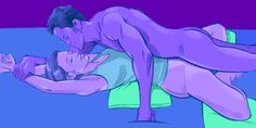 15 Mind-Blowing Sex Positions That Helped You Survive 2016