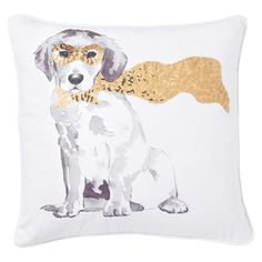 ASPCA Party Animals Pillow Covers | PBteen
