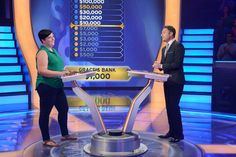 """Friday, the questions are adding up for Grace MacMillan on an all-new #MillionaireTV. But as the money increases, so does the difficulty. It's Grace under pressure as she goes for the big money. Don't miss Friday's """"Millionaire"""" with host Chris Harrison. Find your station at MillionaireTV.com."""