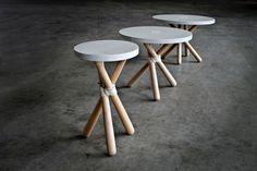 THE SIDE TABLE – Ruben der Kinderen