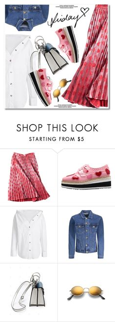 """""""Friday!"""" by paculi ❤ liked on Polyvore featuring StreetStyle and heart"""