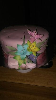 Cake de cumpleanos