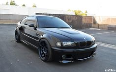 Black E46 M3 CE28 12 by european auto source, via Flickr