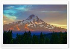 Mount Hood HD Wide Wallpaper for Widescreen