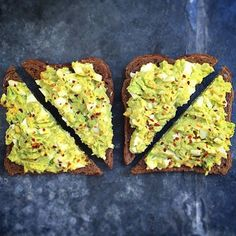 Avocado And Egg Salad Sandwich