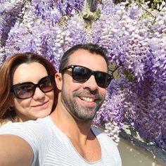 Mais que uma parceira de trabalho uma amiga.  #florenseipanema #byblos #Verona #florense #flores #florenselife #italy by marciomarks