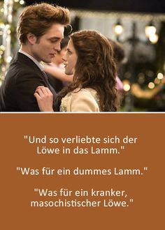 Bella und Edward in