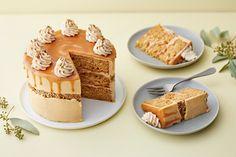 Suolakinuskikakku Krispie Treats, Rice Krispies, Bakewell Tart, Sweet Treats, Dairy, Cheese, Baking, Ethnic Recipes, Desserts