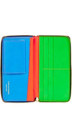 Comme des Garçons Long Zip-Around Wallet -  - Barneys.com