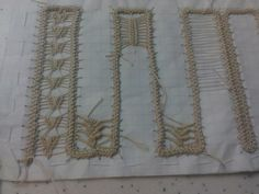 Romanian Lace, Point Lace, Needle Lace, Irish Lace, Rococo, Tatting, Needlework, Projects To Try, Embroidery