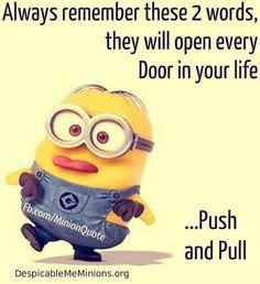 X Saturday Minions Funny captions PM, Saturday November 2015 PST) – 10 pics Funny Minion Pictures, Funny Minion Memes, Minions Quotes, Funny Jokes, Hilarious, Minion Humor, Funny Images, Funny Pics, Stupid Funny