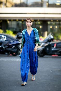 Killer Street Style Outfits You NEED To See From Paris Haute Couture Week Fall 2015 | StyleCaster