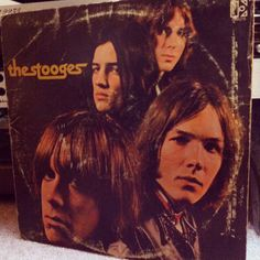 Snake Oil Recording's Morning Listening - The Stooges  #rva #rvamusic #recording #vinyl #studio #audio #records #proaudio #protools #mixing #sound  Http://www.snakeoilrecording.com