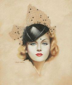 Charles Gates Sheldon 1889-1960 | American Pin-up Illustrator | Tutt'Art@ | Pittura * Scultura * Poesia * Musica |