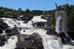 Hønefoss Norway, Destinations, Country, Places, Beautiful, Pictures, Rural Area, Country Music, Travel Destinations