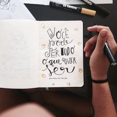Só depende de você !✊